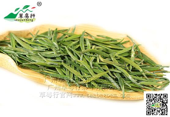 竹叶青绿茶名字的由来