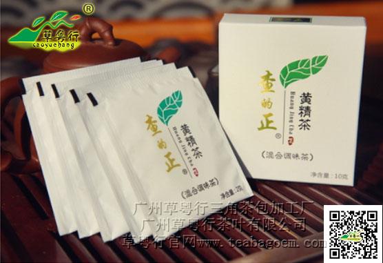 解酒护肝配方——查的正黄精茶