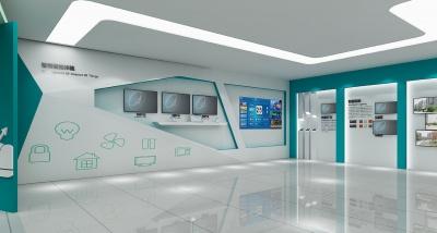 芯片科技企业体验馆