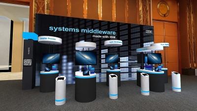 IBM 大中华区合作伙伴高峰论坛