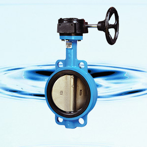 D(3/6/9)7A1X Wafer Concentric Butterfly Valve