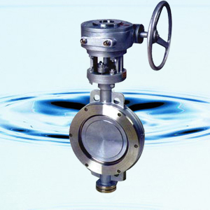 D(3/9)73H Wafer Type Metal-seat Butterfly Valve