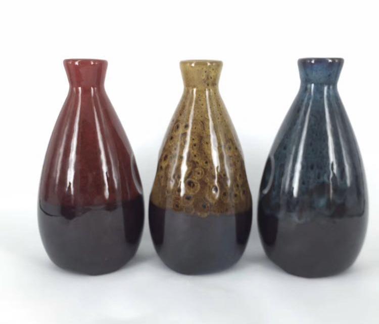陶瓷酒瓶是怎么做出来的?
