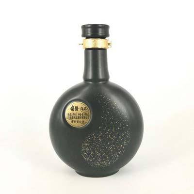 500毫升哑光黑龄酱瓶