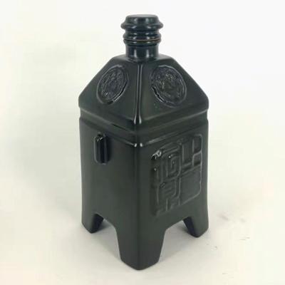 500毫升汉风瓶