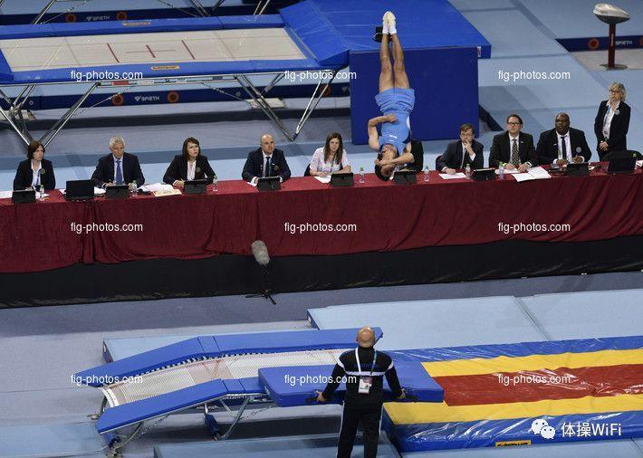 全国蹦床U系列青少年锦标赛资格赛...