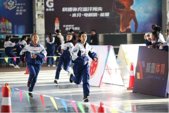 全国现代五项青少年激光跑U系列赛...