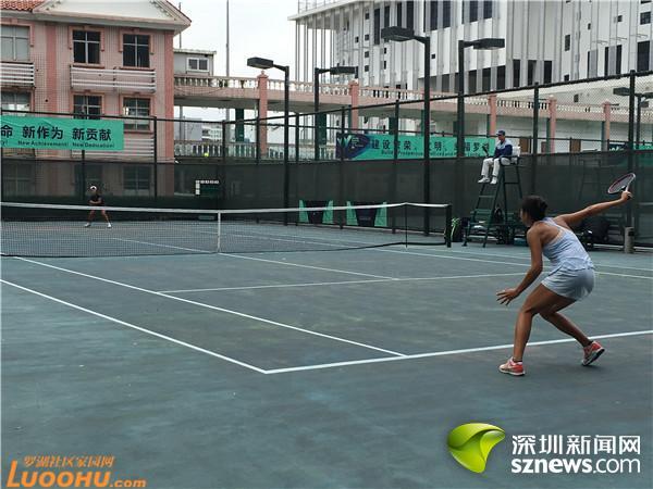 国际青少年(U18)网球巡回赛在...