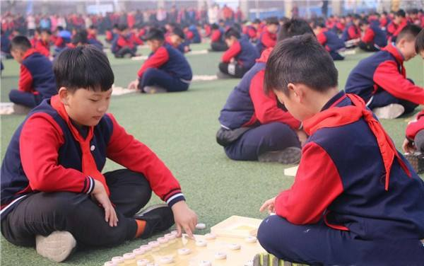 2019全国青少年象棋冬夏令营在...