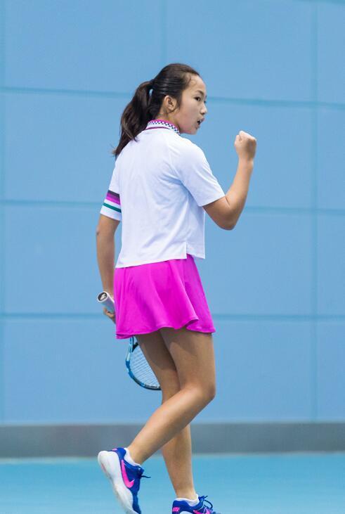 2019全国青少年网球排名系列赛...