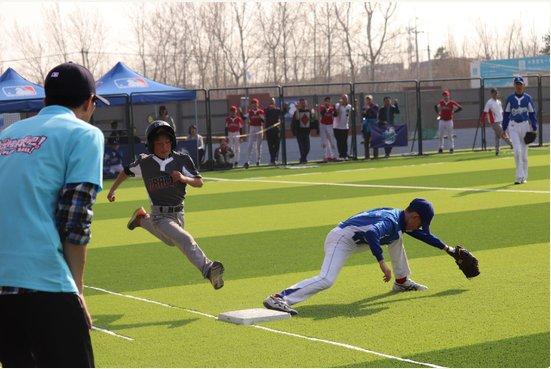 2019青少年棒球联赛开战,大成...