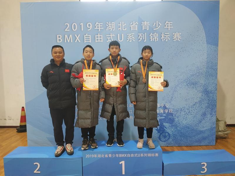 2019湖北BMX自由式青少年U...