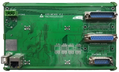 HYD-MC400 Motion Controller
