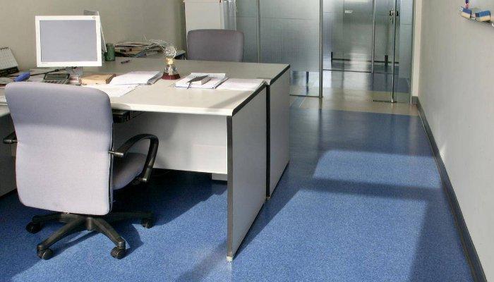 安装PVC塑胶地板可以让您的空间...