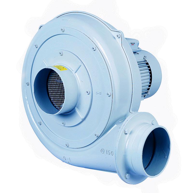 低压直叶式鼓风机2.2Kw散热风机PF150-3致荣华冠鼓风机