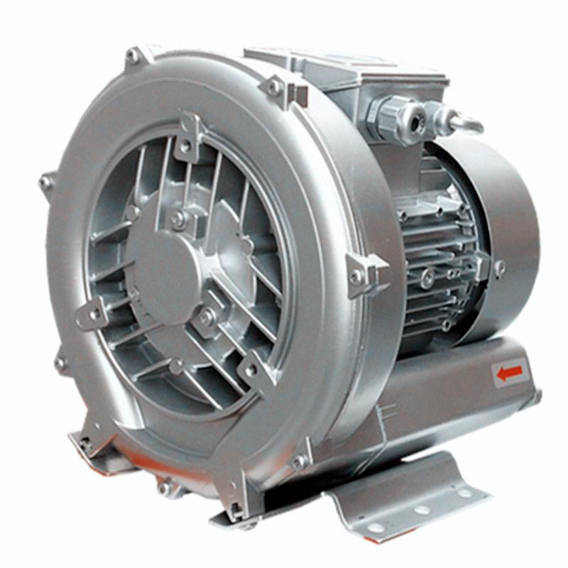 旋涡气泵0.75kw高压鼓风机HG307高压风机