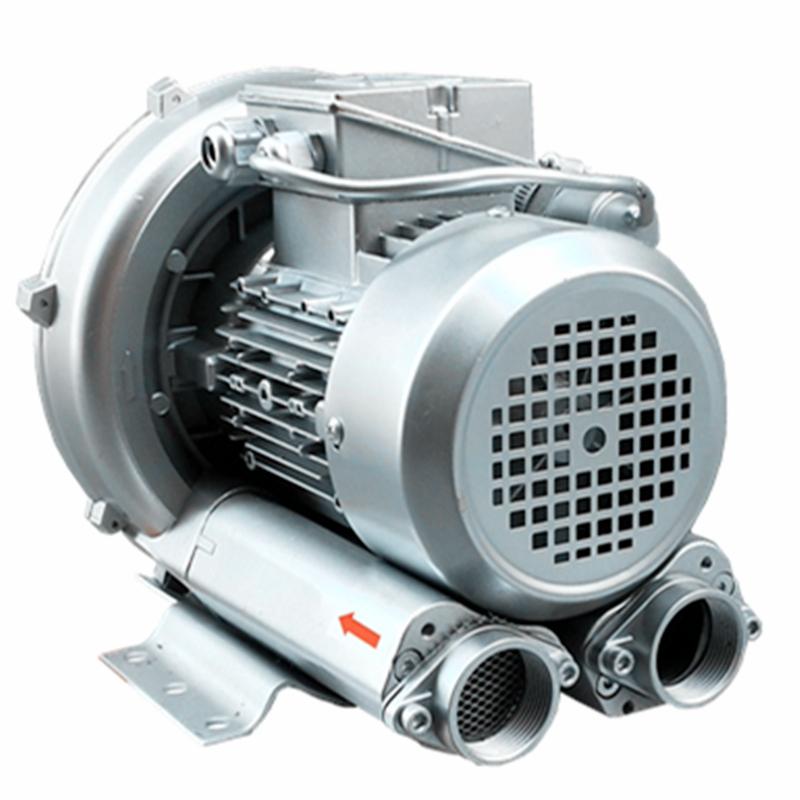 高压旋涡气泵1.3Kw高压鼓风机HG413旋涡风机