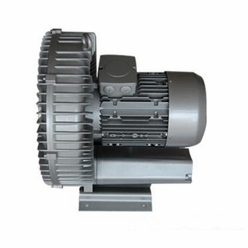 旋涡高压风机5.5Kw高压鼓风机HG855旋涡气泵