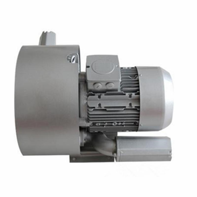 双段式旋涡气泵5.5kw高压风机HG755S高压鼓风机