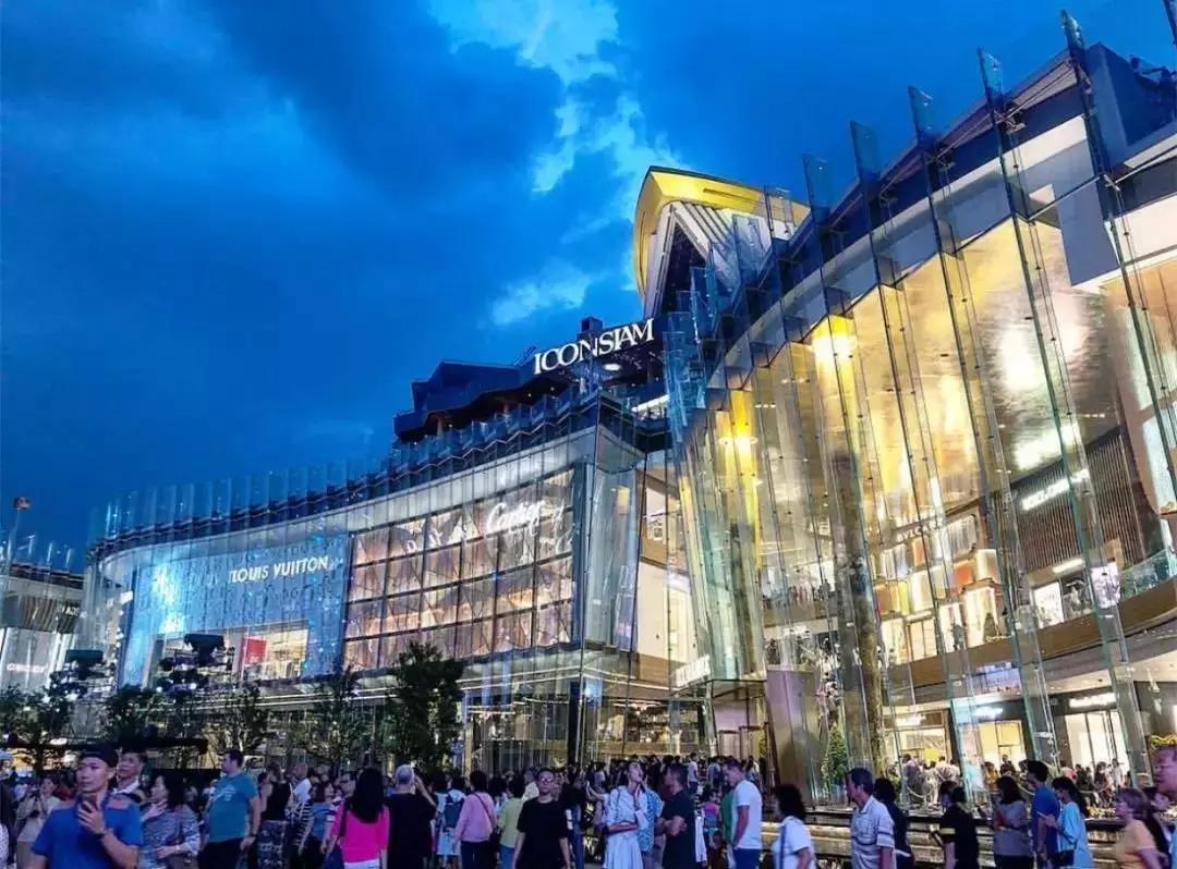 湄南河岸水晶宮—ICONSIAM暹羅天地揭示 | 預示曼谷將成為亞洲創新設計的購物天堂