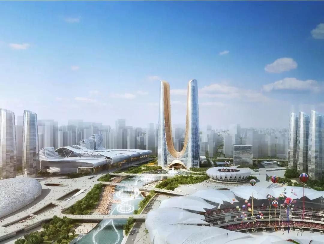 """杭州誕生新摩天地標,齊觀一起見證世界進入""""杭州時間"""""""