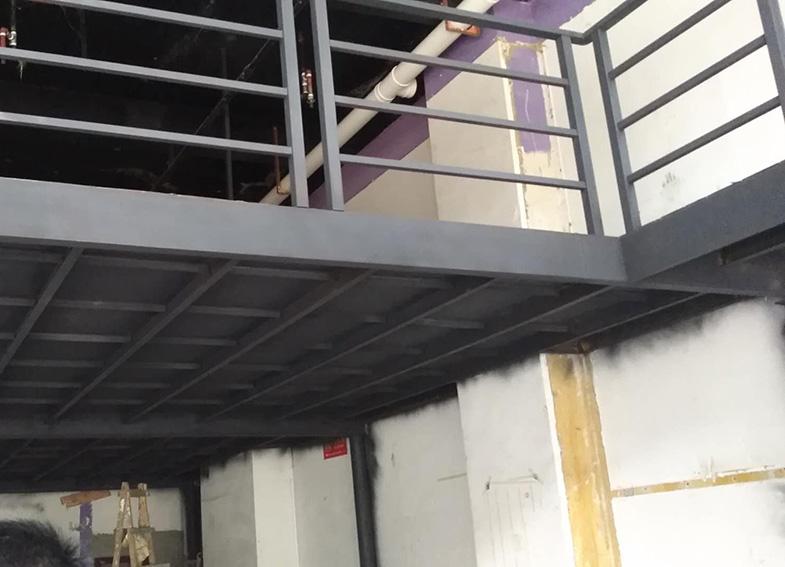 钢结构阁楼常用材料
