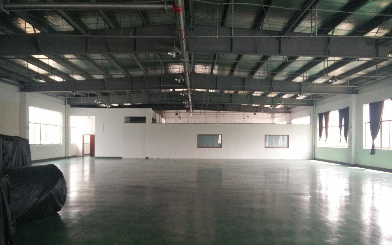 厂房装修,地坪漆。