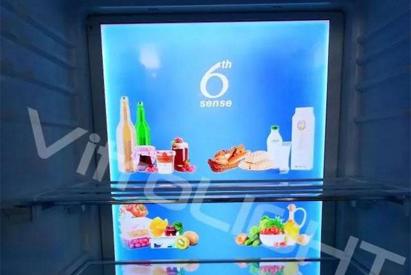 Smart refrigerator freezer