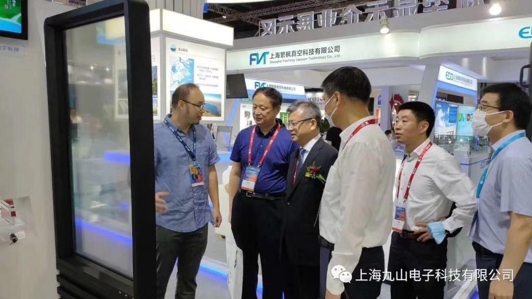 展会直击 | 九山电子-2020国际显示技术及应用创新展