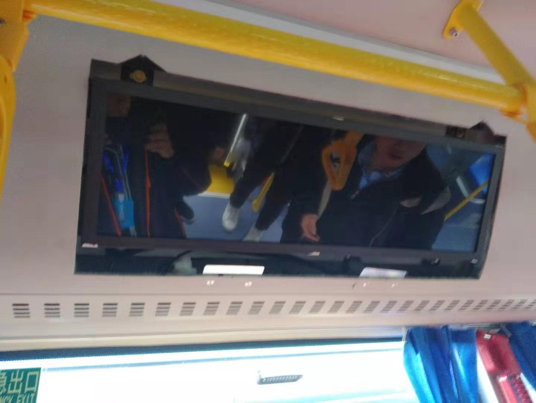 32寸車載條形屏-南京公交