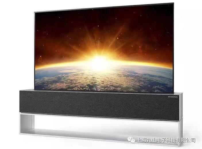 LG可卷式OLED电视上市,65寸售价58.6万元