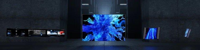 """全球首款!华星发布142""""IGZO玻璃基MLED及AM Mini-LED新品"""