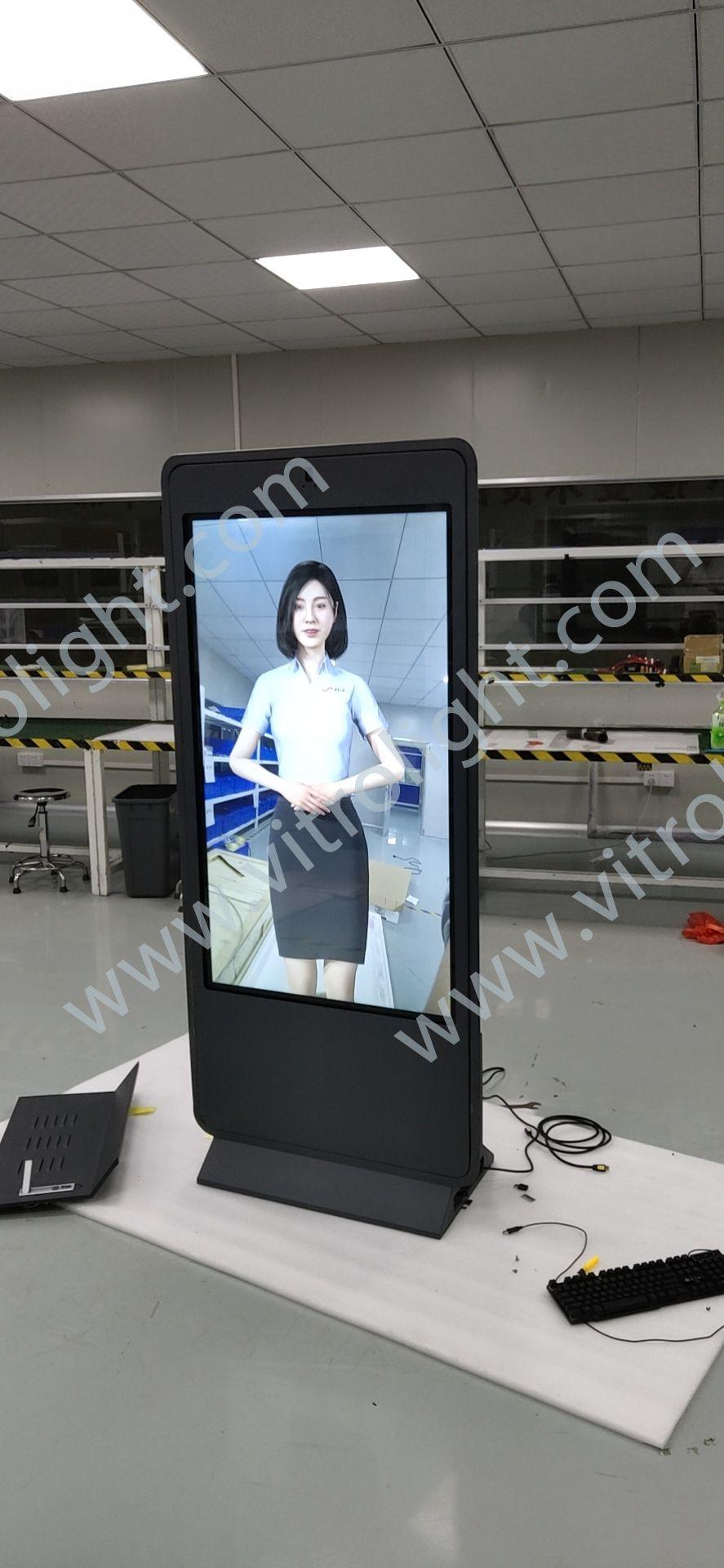 透明OLED-展覽展示
