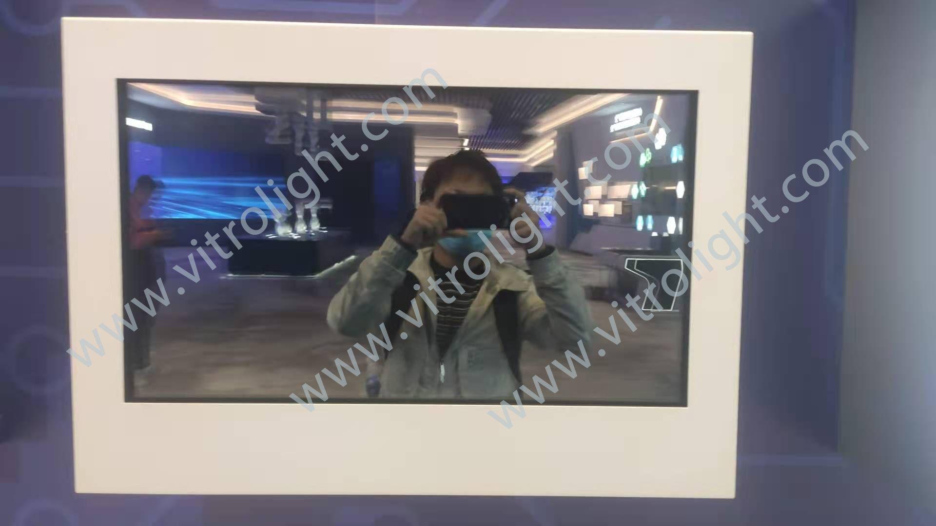 透明屏-上海之巅观光厅