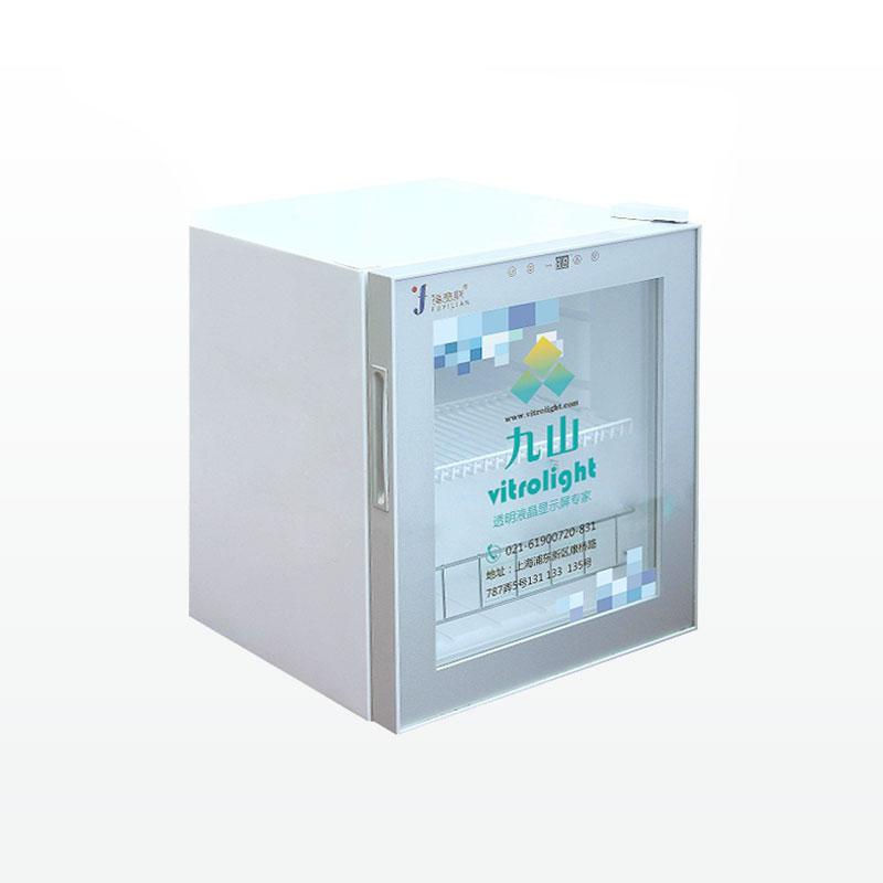 27寸透明液晶冷柜
