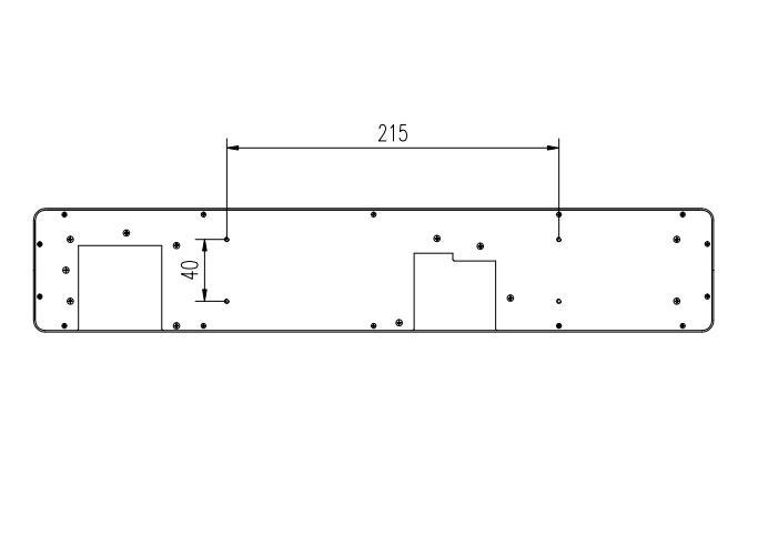 16.3寸智能貨架屏(18.5寸切約1/3)
