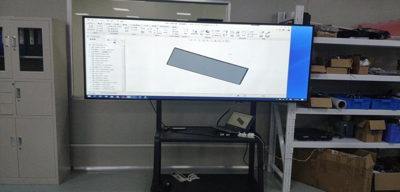 91.6寸条形屏整机