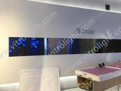 46寸拼接屏-上海市莘砖公路G60科创云廊展示馆