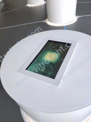 透明屏-上海华为展厅