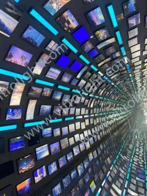 安徽广播电视台 直播厅流量隧道