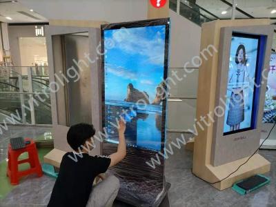 广州白云山55寸OLED