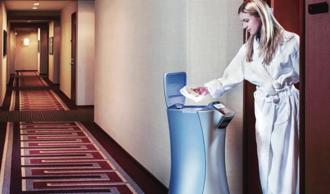 机器人也会自己乘电梯?别怀疑,蒂森克虏伯电梯已经使之成为现实