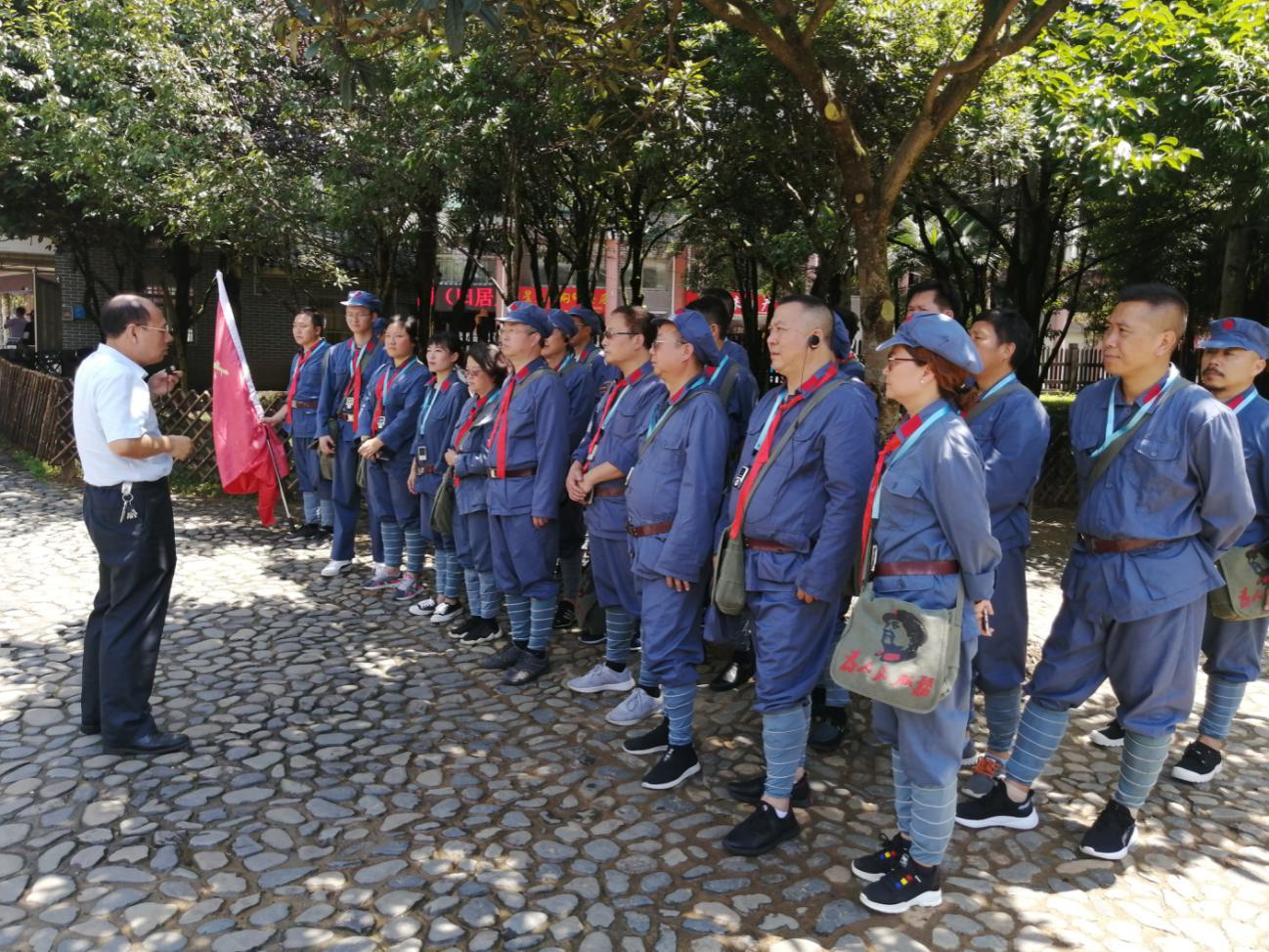 民盟安顺市委赴井冈山 开展坚定理想信念教育培训和主题教育活动