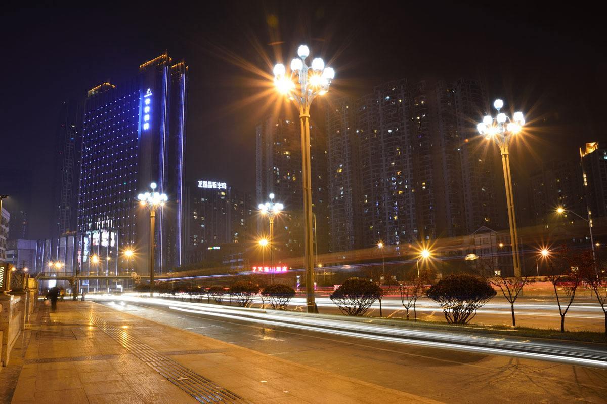 城市智能照明系统