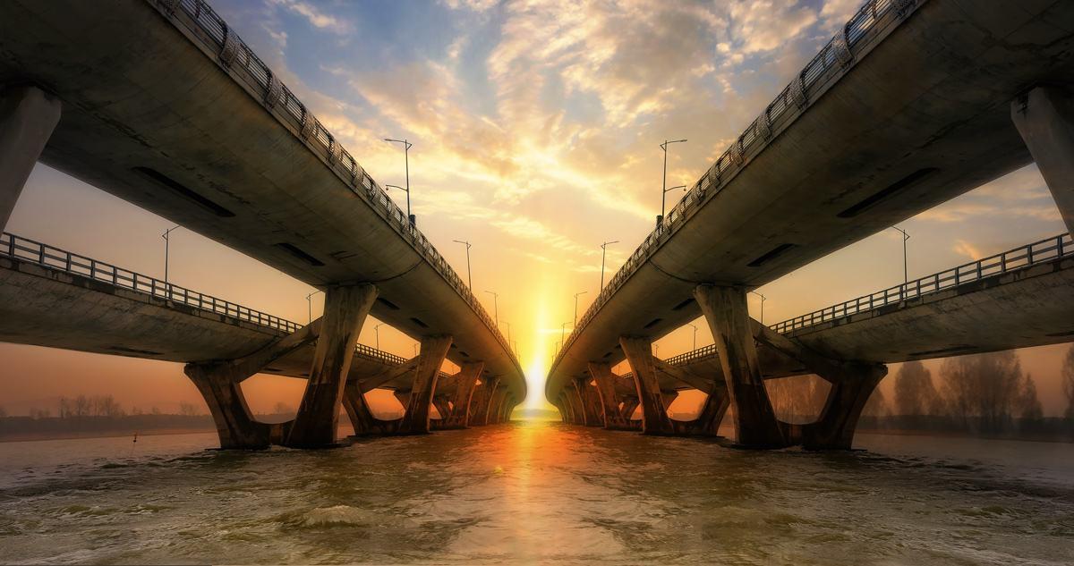 桥梁无线监测系统