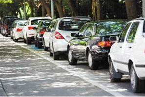 路侧智能停车系统