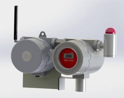 CDKJ-1810无线便携式可燃气体报警器