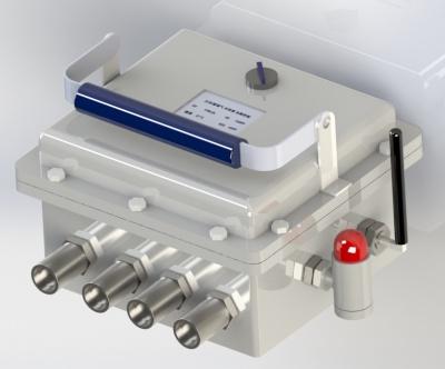 CDKJ-1900型火灾环境气体远程监测终端