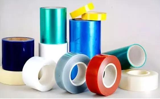 工业胶带常用基材PET膜、PE...
