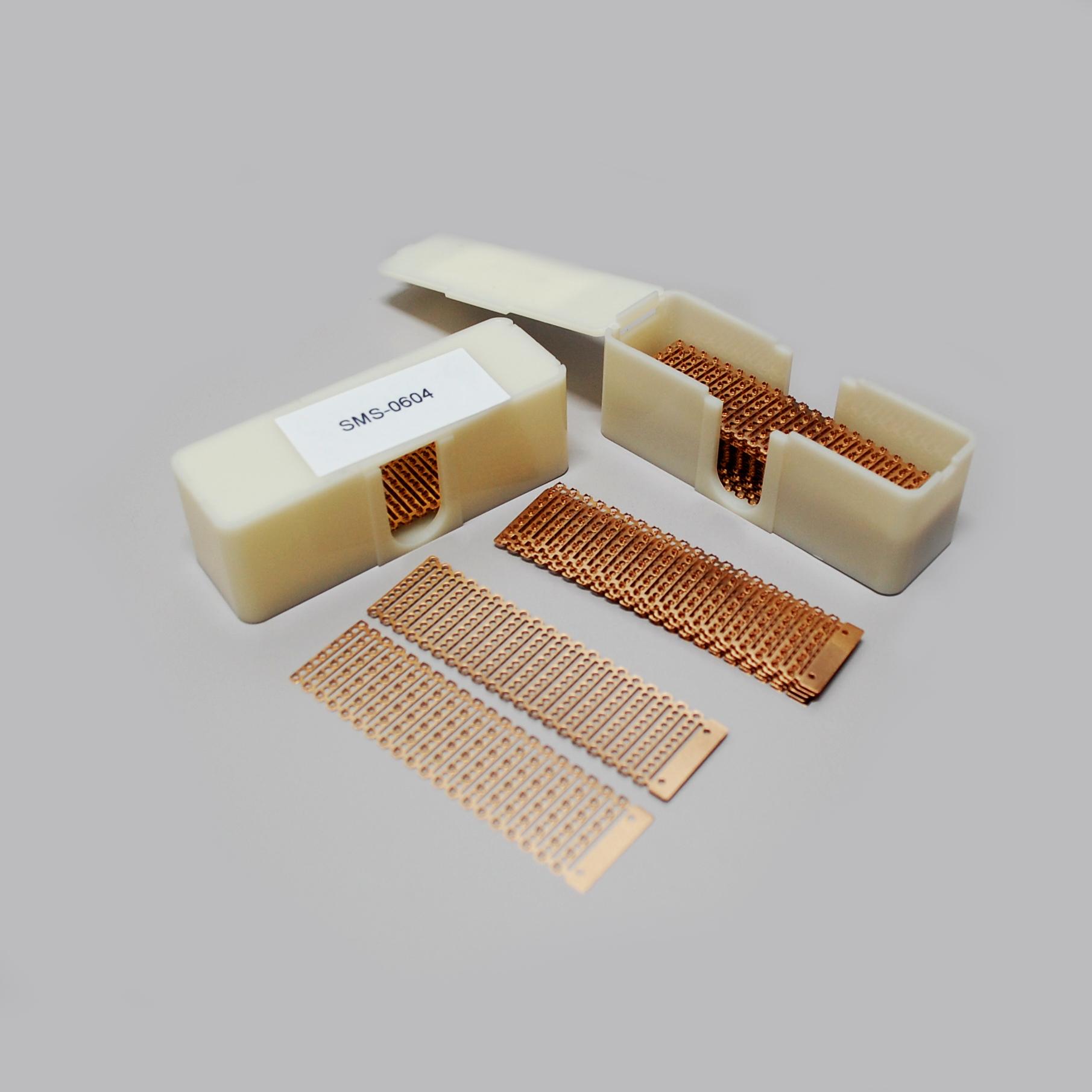 SMT接料铜扣 SMS-0604